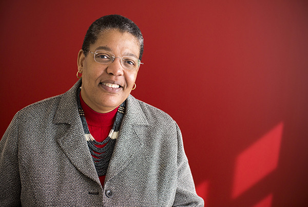 Stephen B. Kay Family Professor of Public Health and Chair of the Department of Epidemiology Michelle Williams has been named Dean of Harvard T.H. Chan School of Public Health at Harvard University. Stephanie Mitchell/Harvard Staff Photographer