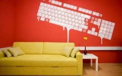 keyboard-office-wall-decal