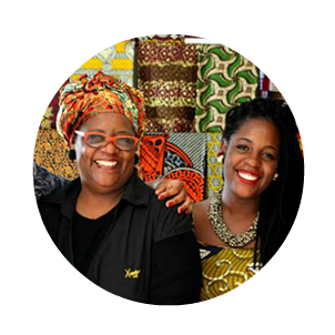 Why they're Walker's Legacy: This mother-daughter duo saw a need for African culture to be represented in their clothing and accessories. They also noticed the market was missing products that were made for black hair. Together they formed Xongani a store focused on fashion and accessories with Afro-Brazilian roots. Ana Paula Mendonca a researcher in African Art and Brazilian design manages the branding, textile research and managed part of the design for Xongani. While Cris Mendoca, her mother,  has a focus on production, creation, and the second half of design.