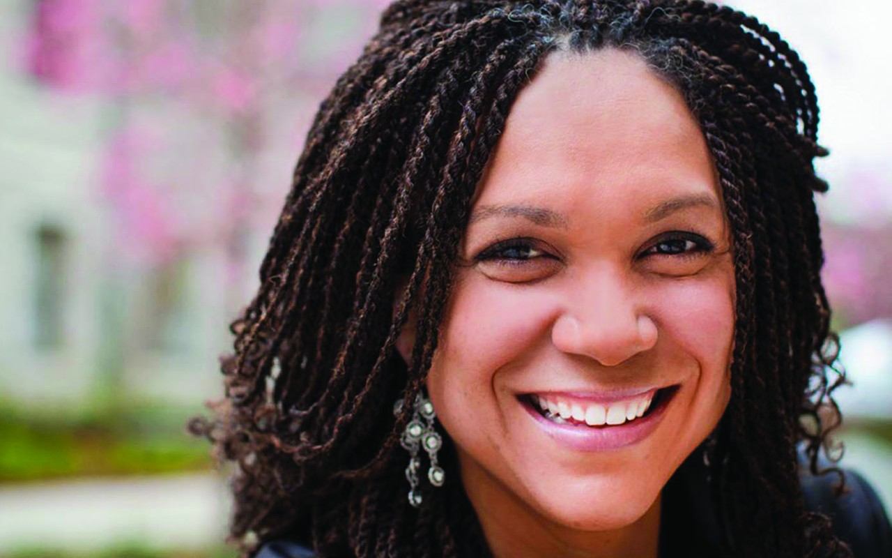 Melissa Harris-Perry, Television Personality, Professor, Author, & Founder Anna Julia Cooper Center, Winston-Salem, NC