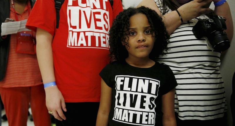 "President Obama will be paying a visit to Flint, Michigan to discuss the water crisis. Wonder what is getting him there…  ""Little Miss Flint."" Mari Copeny (Little Miss Flint) is an 8-year-old activist who wrote a letter to President Obama speaking her truth of how she is one of the children effected by the water. Copeny also hoped to meet President and Mrs. Obama as she was headed to Washington, D.C to watch the congressional hearings on Governor Rick Snyder.   Obama wrote back to Copeny to let her know that he will be visiting May 4th and would like to meet her and her family.   ""Like you, I'll use my voice to call for change and help lift up your community,"" President Obama wrote."