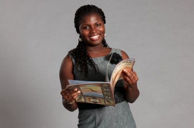 A native of Accra, Ghana, Deborah Ahenkorah fell in love with reading as a young child. She had dreams of becoming a detective like her favorite character, Nancy Drew, but was quickly deterred due to her father's acknowledgement that this was a Western aspiration and ultimately unrealistic to her life. Ahenkorah went on to create the nonprofit social enterprise, Golden Baobab, a prestigious annual prize awarded to African authors and illustrators to promote and encourage literary creatives to create content for African youth. Golden Baobab is stimulating literacy and cultural understanding by inspiring a new generation of African authors to write children's literature to which African youth can relate.