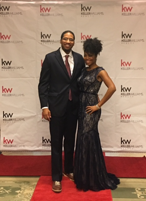 "Allen and Christal Johnson met in college at George Mason University. Together, they own and operate the AJ Team of Keller Williams Realty, which has served more than 700 families  throughout the DC metro region! Their motto is, ""You have the dream, we have the address."""
