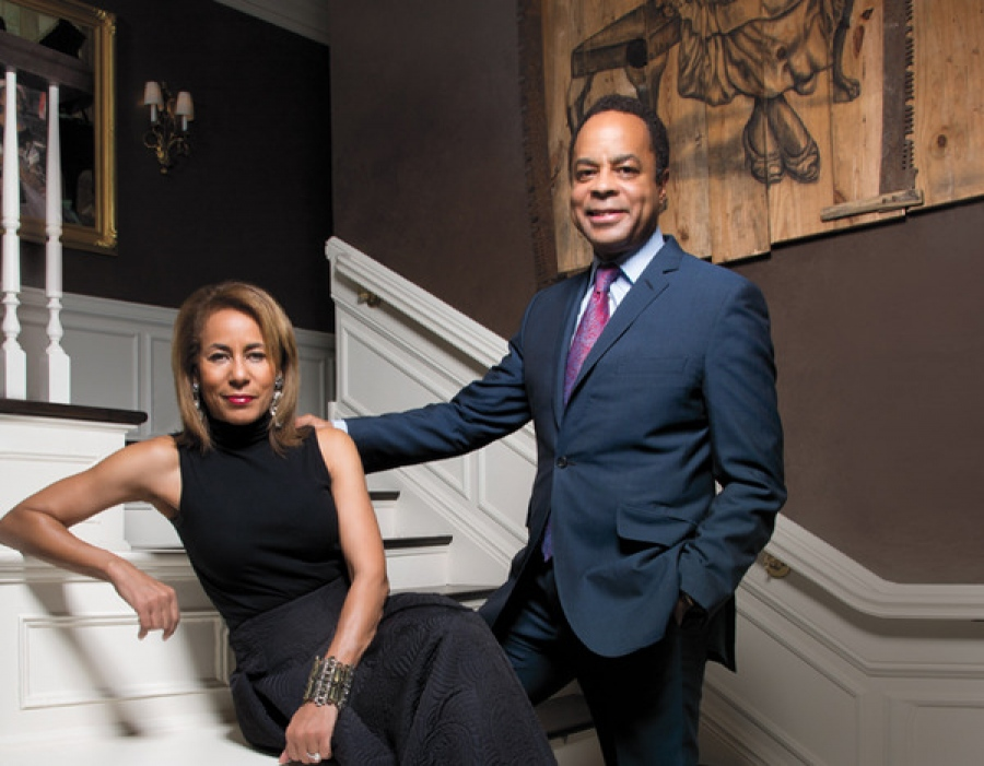 Quintin and Diane are a Chicago-based power couple doing their thing in their respective fields! They have 35 years of marriage under their belt and have successfully built a family/work dynamic that suits them, deciding to have kids later in life. Quintin is the CEO of Capri Capital Partners, a global real estate invest company and Diane is the CEO of IntraLink Global, a public relations and social content agency.