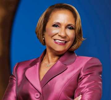 "Cathy Hughes has earned her #BEENBOSS status as an African-American entrepreneur, radio and television personality and business executive. She founded the radio company Radio One, and when the company went public in 1999, she became the first African-American woman to head a publicly traded corporation. In the 1970s, Hughes created the urban radio format called ""The Quiet Storm"" on Howard University's radio station WHUR. In 2016, she was honored by Howard University by having its School of Communications named after her."