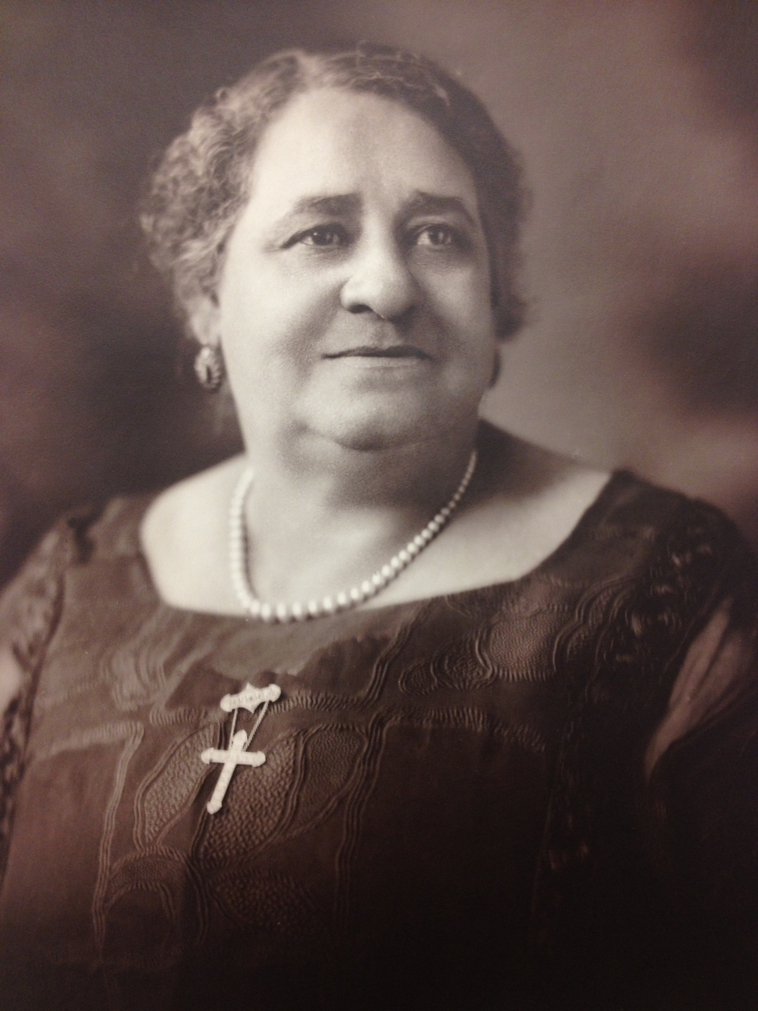 Maggie Lena Walker was an African American entrepreneur and civic leader who broke traditional gender and racial boundaries by becoming the first woman to establish and become president of a bank in the United States. She started her path to success when she was just a teenager realizing the value of encouraging individual self-help and integrity. The Saint Luke Penny Savings Bank in Richmond was the oldest continually African American–operated bank in the United States. In her role as grand secretary of the Independent Order of Saint Luke, Walker also was indispensable in organizing a variety of enterprises that advanced the African American community while expanding the public role of women by sitting on various boards of trustees to include the NAACP.