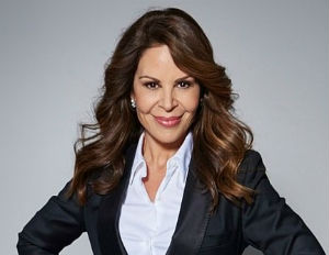 Nely Galán is an independent producer Latina media dynamo, women's empowerment advocate and a former President of Entertainment for Telemundo who has #BEENBOSS. She created and executively produced the FOX reality series The Swan. Galán created and produced the Telemundo reality television program La Cenicienta (Cinderella) and became one of Telemundo's highest rated programs in its 50-year history.