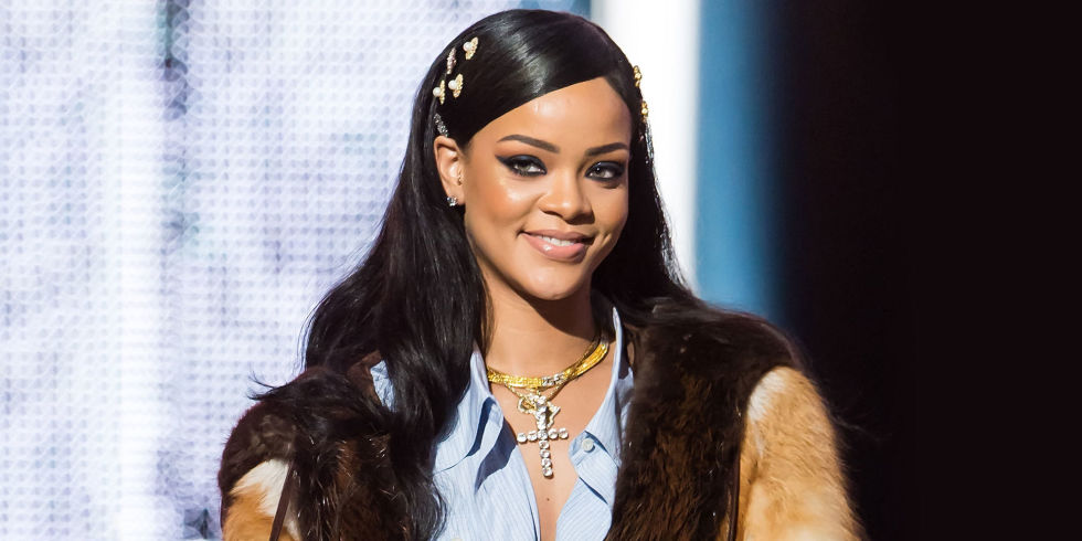 "Singer and fashion icon, Rihanna, has built a strong base in her fans known as the ""Rihanna Navy"" that her tweets, snapchat posts and Instagram comments have become headline worthy. Fans and trolls alike love interacting with Rihanna online because they never know when she might respond. One of the biggest responses Rihanna has given a fan on social media is agreeing to a movie pitch a Tumblr user suggested based on her picture of Rihanna and actress Lupita Nyong'o."