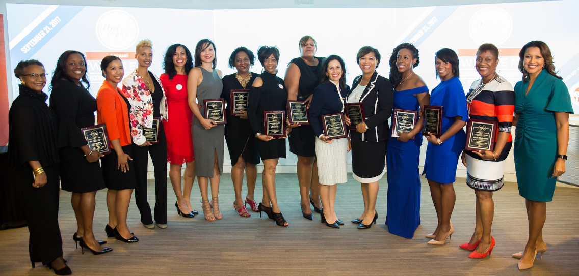 2017 Women in Economic Development and Civic Leadership Awardees