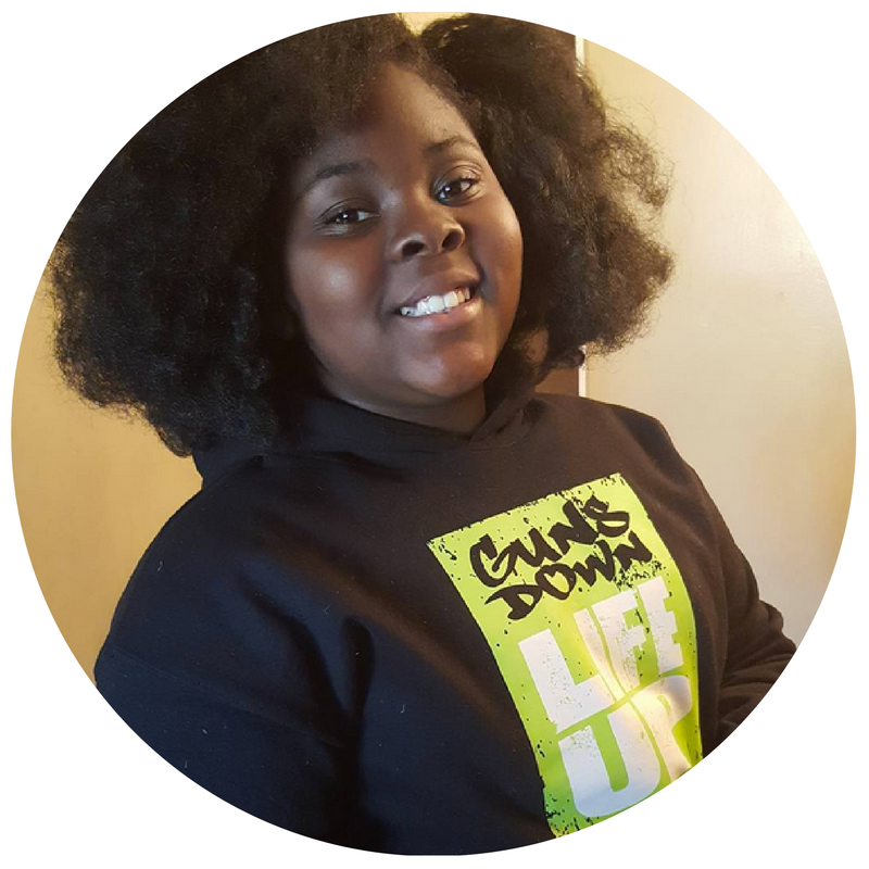 """Egypt 'Ify' Ufele, CEO, Chubiiline LLC, Bullychasers Inc., & Anti-Bullying Advocate Egypt """"Ify"""" Ufele responded to the bullying she regularly experienced in elementary school with a metaphorical one-two punch. In January 2015, she launched (with the help of her mother) Chubiiline: a collection of caps, backpacks and T-shirts emblazoned with anti-bullying slogans like """"No hate just love"""" and """"No kid should ever feel bad about how they look."""" The items are for sale via Ify's website and have so far netted more than $30,000. She's also taken her creativity—and her message—to the runways, with a second line of clothing for curvy girls and women that features bold colors and African-inspired prints. """"My dad is from Nigeria,"""" she said, """"and when I visited there I fell in love with the fabrics."""" The pieces have been shown in New York and Philadelphia and on the West Coast. Ify hopes the collection will be available in stores soon."""