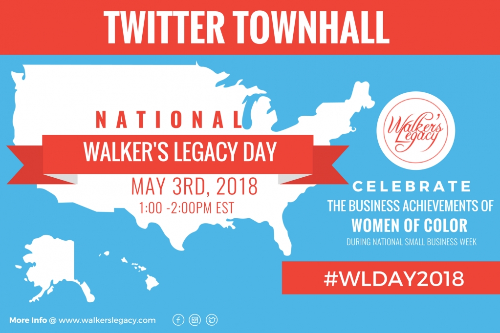 Today Wlday2018 Twitter Townhall National Small Business Week