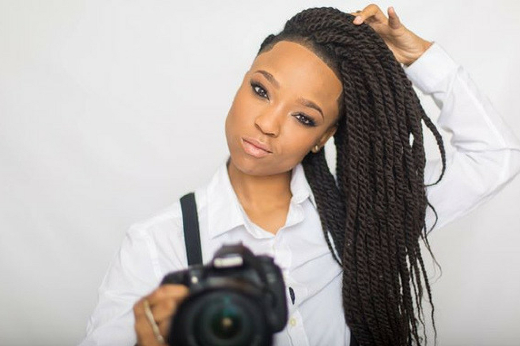 """Nneka Onuorah is a producer, director and activists whose work has shed light on the plights and triumphs of life as a black lesbian woman. Her documentary, """"The Same Difference"""" won the GLAAD Best Documentary award in 2017. Her most recent project is a documentary for Netflix entitled """"My House"""" which explores black vogue culture."""