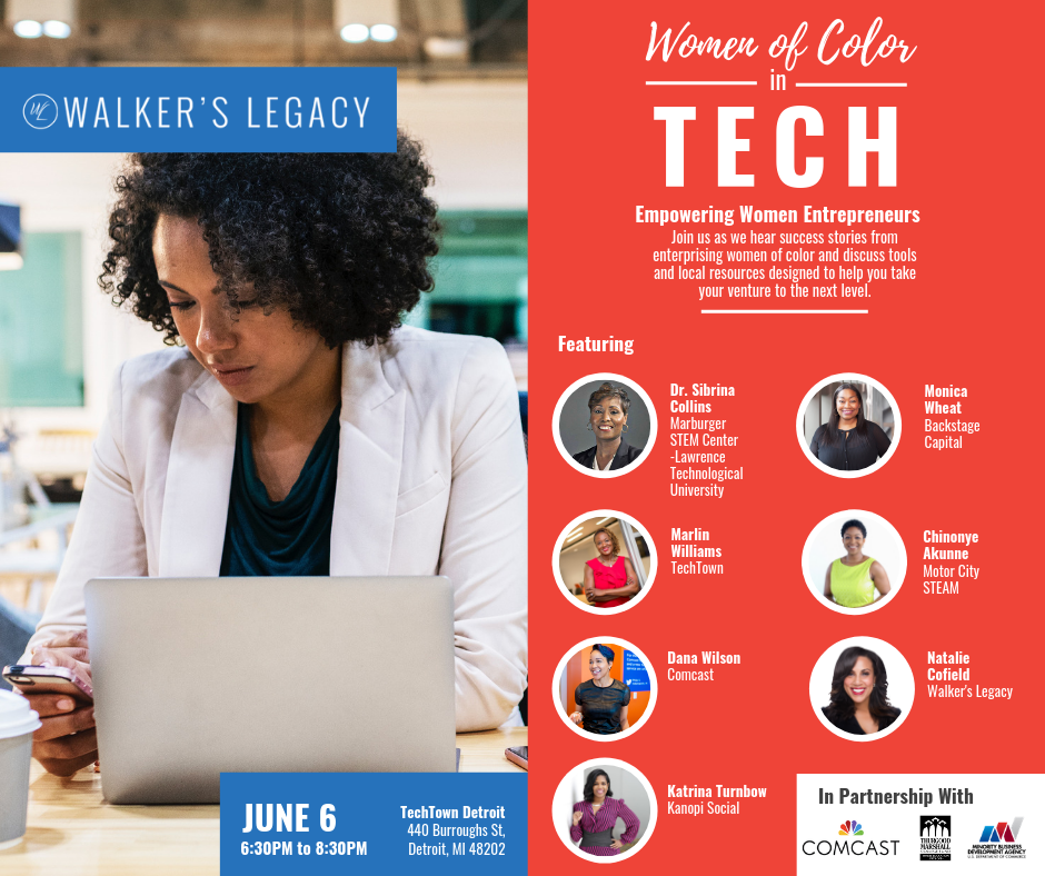 FaceBook Women of Color in TECH (4)